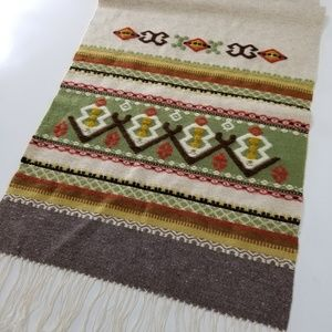 Vintage Southwestern tapestry